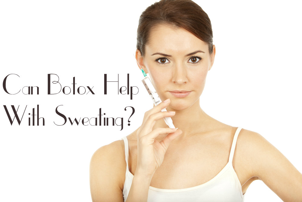 How Does Botox Help With Sweating